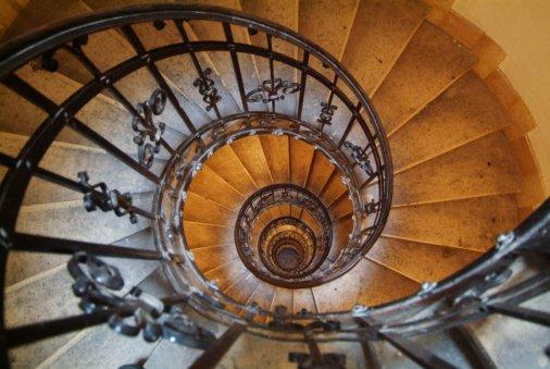 lépcsőház-belváros