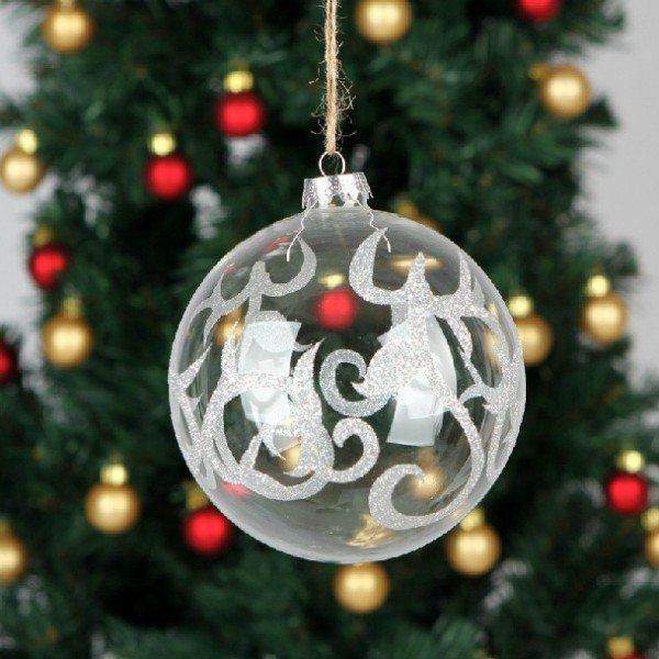 Free-Shipping-Handmade-Christmas-Tree-font-b-Glass-b-font-ball-Pendant-Christmas-Trees-font-b