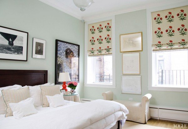 vogue cococozy nyc apartment bedroom