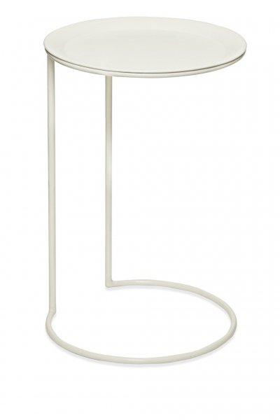 Enamelled-Steel-Side-Table