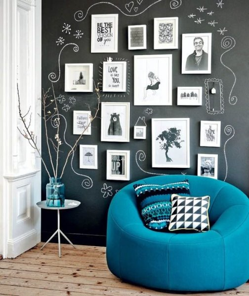 family-pictures-on-wall-chalkboard-design-around