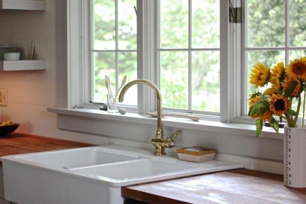 J. Hand kitchen sink, Remodelista