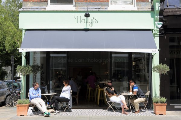 Hally's, Parsons Green C