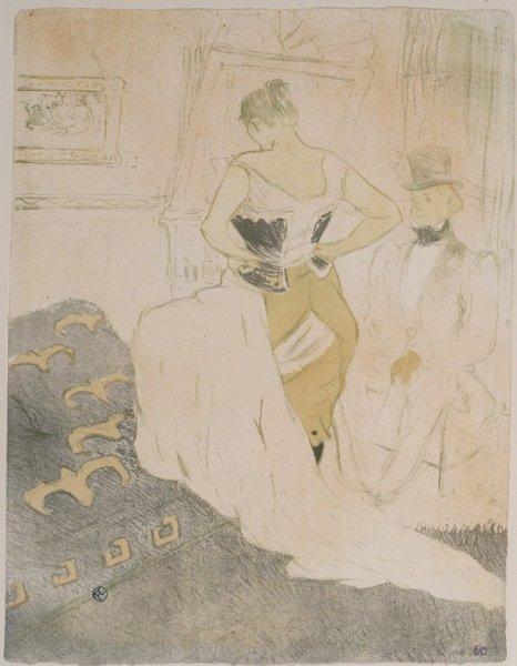 Brooklyn_Museum_-_Femme_En_Corset_from_Elles_-_Henri_de_Toulouse-Lautrec