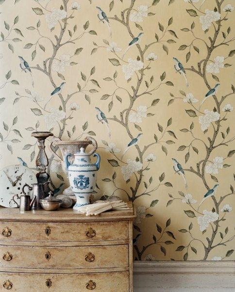Interiors Trend - Zoffany Eleonora £42 per roll