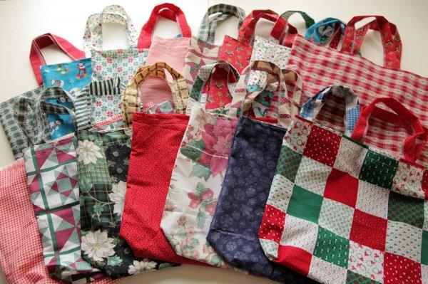 xmas 35 winners, 2 bags each