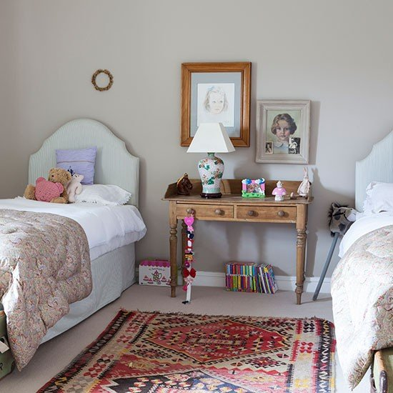 Girls-Bedroom-Homes-and-Gardens-Housetohome