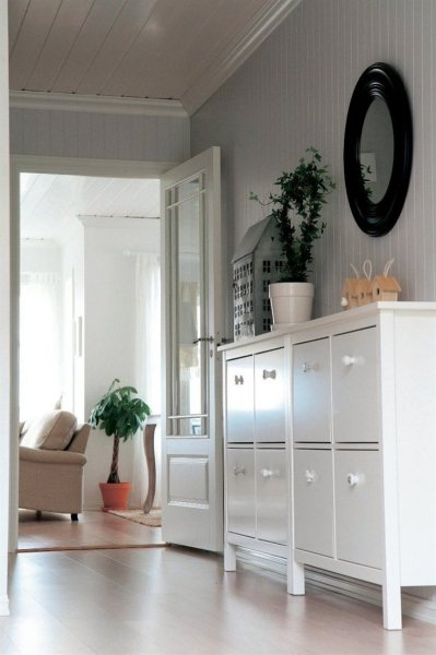 living-room-cabinet-awesome-hallway-cabinet-ideas-with-white-ceramic-cabinet-door-knobs-also-white-porcelain-flower-pots-with-saucer
