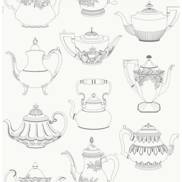 fine decor teapots