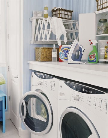 100929 Creating an efficient laundry room in small spaces 5