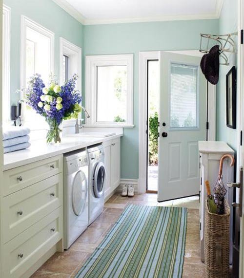 Laundry rooms and mudrooms - mylusciouslife.com - Laundry4