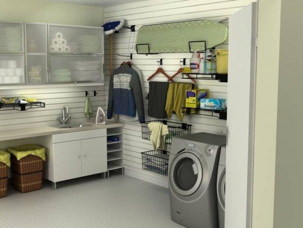 laundry room new