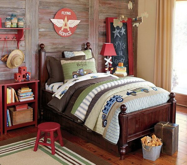 Boys-Room-Ideas-with-Country-Style