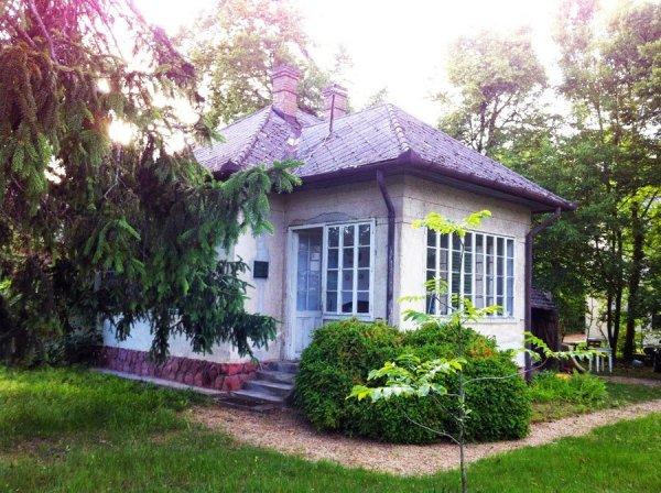 Térkultúra - Szöszi villa felújítás előtt