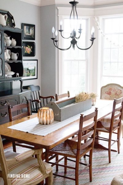 Fall-Dining-Room-Decorating-Ideas
