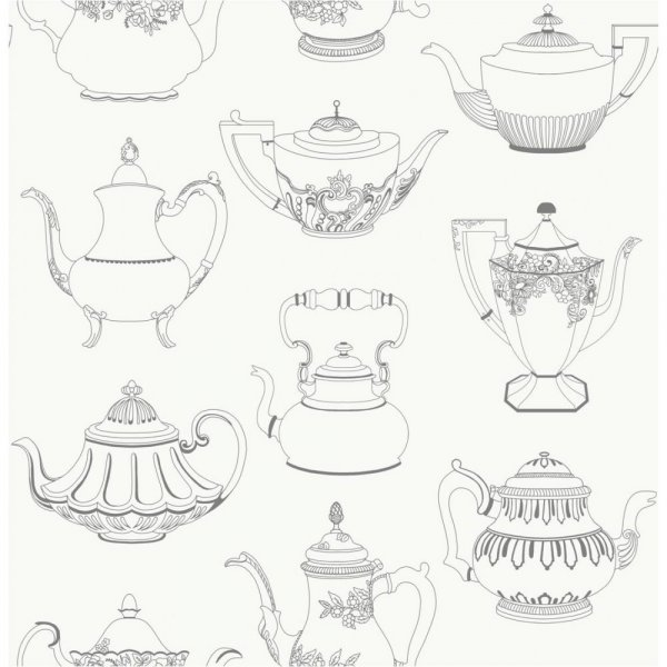 teapots fine decor
