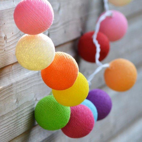 cotton-ball-string-lights-rainbow