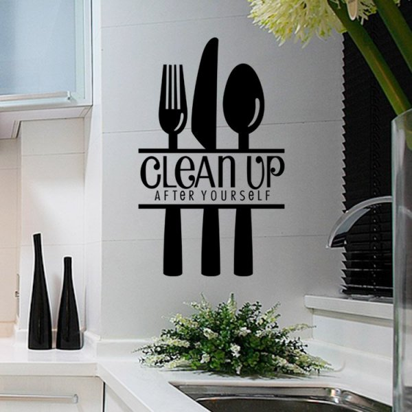 2015-Art-word-Clean-Up-Kitchen-Rules-Wall-font-b-Stickers-b-font-Waterproof-Removable-font
