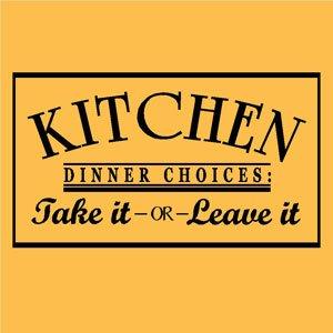 Dinner-Choices